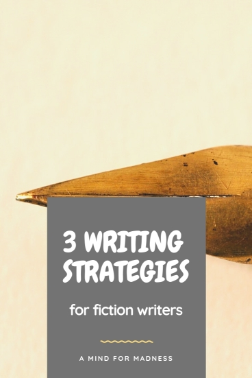 writing strategies for fiction writers